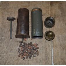 7,5 cm Shrapnel  round