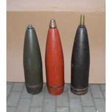 3 x 15cm HE shell French  15cm 1WW